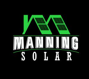 Manning Solar Logo